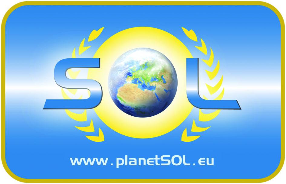 logo planetSOL HGblau
