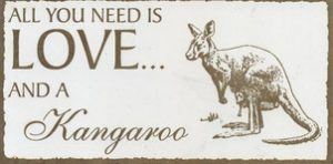 känguru LOVE