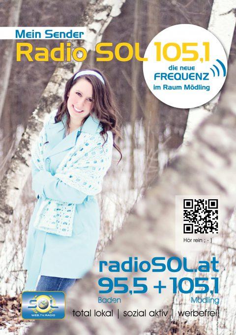Der Radio SOL Adventkalender ist wieder da!