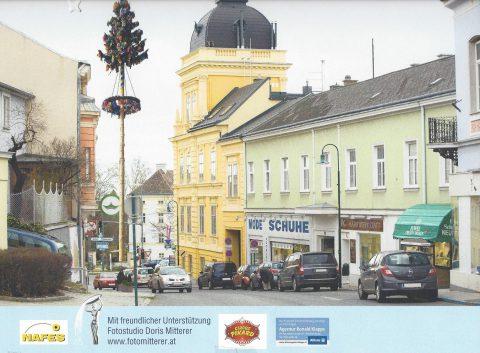 Nachlese: 1. Hochstraßenfest & Maibaumaufstellen in Bad Vöslau