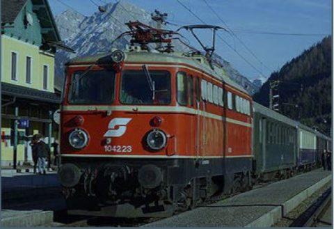 """Nostagie-Zugfahrt: """"Warten auf das Christkind"""" am 24. Dezember 2017"""
