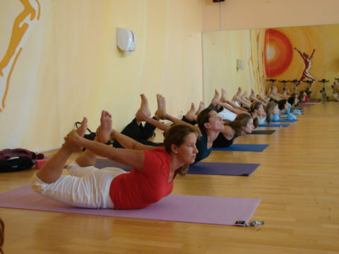 Yoga – Rishikesh Reihe