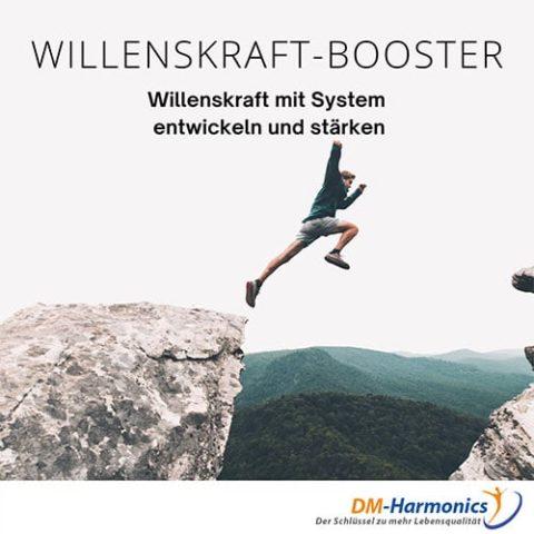 Willenskraft stärken – Der Willenskraft-Booster um 49,- (statt um 590,-) Hier Online-Seminar-Anmeldung mit Gutschein im Wert von -541,- !!! für Radio SOL Hörer