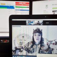 2020-08-18 Aayla die Weltschamaninen aus Sibirien, Thema Das Corona-Phänomen aus schamanischer Sicht