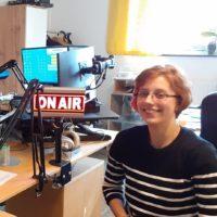 2020-02-27 NACHTRAG: Interview mit Fundraiserin Sarah Hellwein