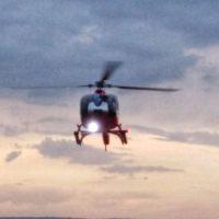 2020-07-27 Morgenexpress: Hubschrauber ohne Pilot