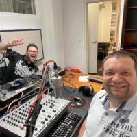 """Der RadioSOL Musiknachmittag mit Gerald Reckendorfer und Spezial Gast: """"Mr.DJ"""" Daniel Kopf"""