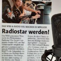 2020-06-04 Das Wiener Bezirksblatt On Air auf Radio SOL