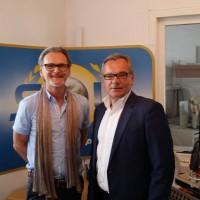 2015-05-20 Bürgermeister von Laxenburg – Ing. Robert Dienst