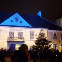 2015-12-06 Radio SOL Unterwegs: am Christkindlmarkt Laxenburg