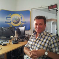 2017-07-30 Rendezvous mit René Rumpold – Dr. Michael Lakner, Intendant der Bühne Baden