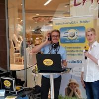 2015-06-12 Best Coffee Club – Live Interview vom Naschmarkt in der Passage Leobersdorf