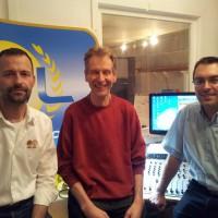 2015-03-17 Verein GAIA: Roberto Reuter, Gottfried Hermann, Philipp Moldan