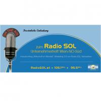 Radio SOL Unternehmertreff am 21. Juni in Bad Vöslau