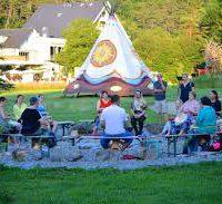 Sommerzeit in der Krainerhütte vom 05.07.2016 bis 30.08.2016