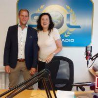 2020-08-06 Geld-Bildungs-Visionär Andreas Wagner zu Gast bei Welt der Frau mit Elisabeth Körber