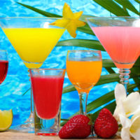 Sunny Cocktails