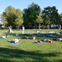 Yoga Park Menge