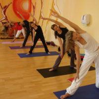 ॐ Yoga in der Gruppe – Rishikesh Reihe