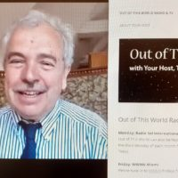 2020-09-07 Ted Mahr, Out of this world Radio mit Überraschungsgast Q-Anon