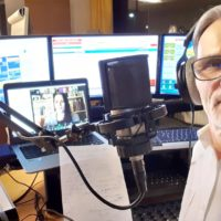 2021-01-11 – Ted Mahr´s Out Of This World Radio, Special Guests: Leon McLaughlin, Ernest Tahoe, Martha Childress and Libby Rutledge