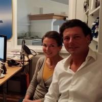 2016-01-21 VenenVerwandlung nach Dr. Linser – Oswald Bader + Renate Hauswirth