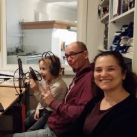 2016-02-08 UBUNTU Radio – Salwa Maghsood + Lorenz