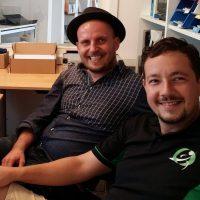 2016-09-05 Ubuntu Radio: Philipp Kummer & Werner Gollner