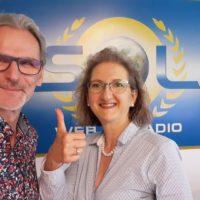 """2020-09-01 Gaby Strasky, Partnervermittlerin und Autorin, Thema: """"7 Fehler beim Verlieben"""""""
