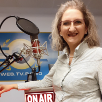 "2020-12-30 Gaby Strasky, Partnervermittlerin und Autorin, Thema: ""Neujahrsvorsätze"""