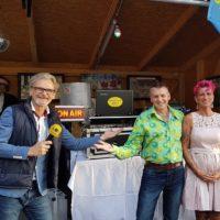 2017-08-12 Radio SOL Unterwegs – LIVE von der Radio SOL Almparty bei Hollers Landhaus