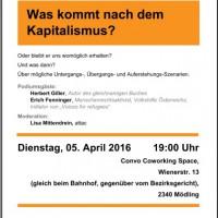 2016-04-05 Event