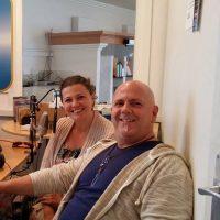 "2016-05-13 Silke Bernhard & Peter ""Petz"" Brecka – Verein ila"