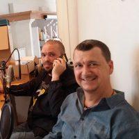 2016-05-18 Bezirksblätter AKTUELL – Markus Leshem & Heinz Hitsch