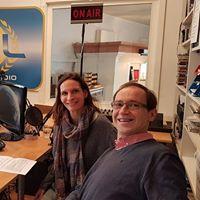 """2018-01-24 Kulturszene AKTUELL: Nicole Gerfertz & Franz Schiefer, Thema: """"Valentinstage"""""""