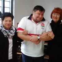 2017-03-02 Aktuelle Benefiz-Aktionen mit Elisabeth Bunka-Peklar & Ulrike Jakubowics