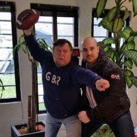 "2017-03-24 ""AFL Saisonstart 2017"" – Football-Experte Michael Haider"