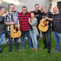 2017-05-02 Wir feiern Staatsfeiertag mit ausschließlich Österreichischer Musik! mit Schlawiener, Derrisch, Andreas Thalhammer, Manuel Pache & Georg Walisch