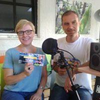 2017-06-20 Regional & Kostbar Markt, Helga Schlechta & Michael Danzinger – City Management Mödling
