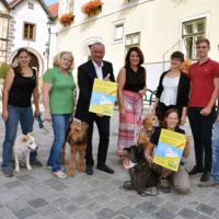 """2017-09-07 """"Hunde-Aktionstag in Mödling"""" – Claudia Haider-Kasztler, DogWatcher OG"""