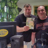 2018-07-24 Mödliner Weinfest-Studiogast Christian Langecker