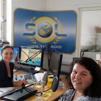 Fotos: Studiogast bei Radio SOL