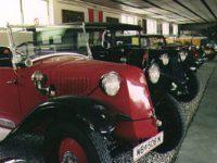Tatra und Oldtimer Club-Museum