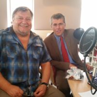 2018-09-04 Bürgermeistergespräch mit Martin Schuster Bgm von Perchtoldsdorf