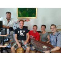 """2017-07-11 Die Band """"Unsagbar"""" in der """"EineArtGalerie"""""""