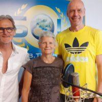 2021-06-21 Das 4. G – Ist G-sund-sein eine Krankheit, Kritisches zu Corona mit Walter Bartl, Triathlet &  Elisabeth Scheran-Bartl, Gesundheitsberaterin