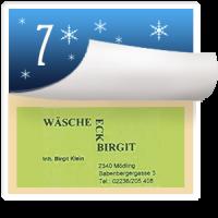2016-12-07 Türchen Nr. 7 WäscheEckBirgit Mödling, Birgit Klein