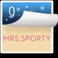 2016-12-09 Türchen Nr. 9 Mrs. Sporty Mödling – Ursula Targler
