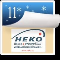 2016-12-12 Türchen Nr. 11 Heko Dress & Promotion mit Herbert Konold