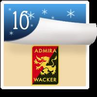 2016-12-16 Türchen Nr. 16 Admira-Wacker Mödling – Trainer Oliver Lederer